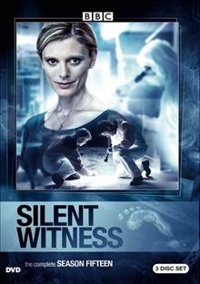Silent witness. Season 15 cover image