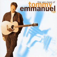 The very best of Tommy Emmanuel cover image