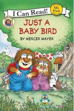 Just a baby bird cover image