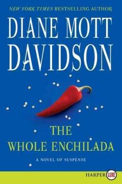The whole enchilada a novel of suspense cover image