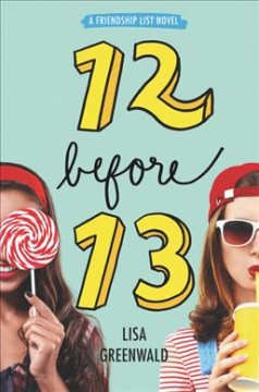 12 before 13 cover image