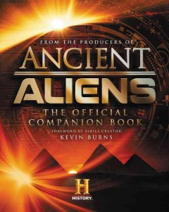 Ancient aliens : the official companion book cover image