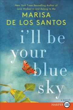 I'll be your blue sky cover image