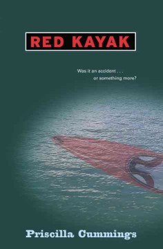 Red kayak cover image