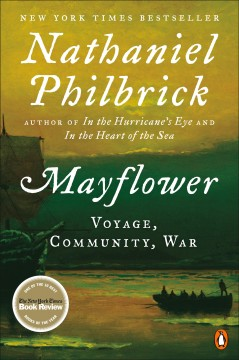 Mayflower : a story of courage, community, and war cover image
