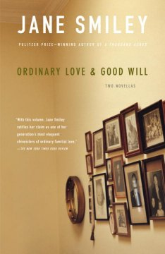 Ordinary love ; &, Good will : two novellas cover image