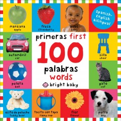Primeras 100 palabras = first 100 words cover image
