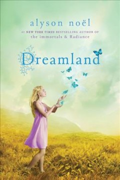 Dreamland : a Riley Bloom book cover image