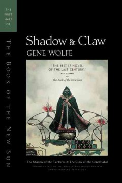 Shadow & claw cover image