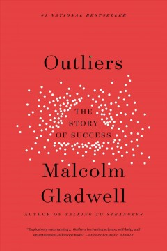 Outliers : the story of success cover image