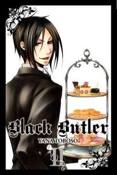 Black butler. II cover image