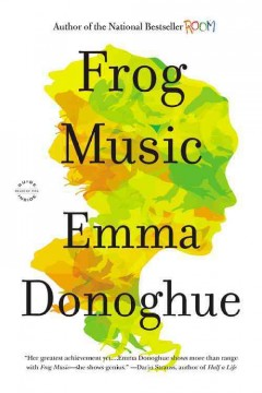 Frog music cover image