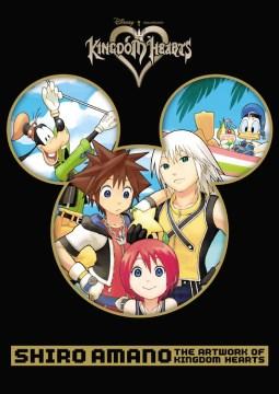 Shiro Amano : the artwork of Kingdom hearts cover image
