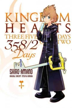 Kingdom hearts. 358/2 days, 1 cover image