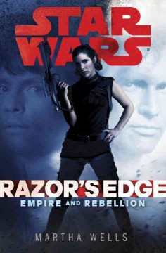 Razor's edge cover image