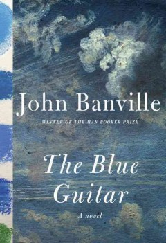 The blue guitar cover image