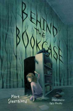 Behind the bookcase cover image