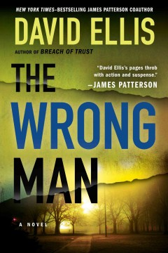 The wrong man cover image