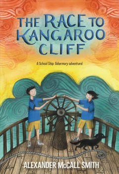 The race to Kangaroo Cliff cover image