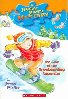 The case of the snowboarding superstar cover image