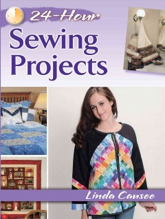24-Hour Sewing Projects cover image