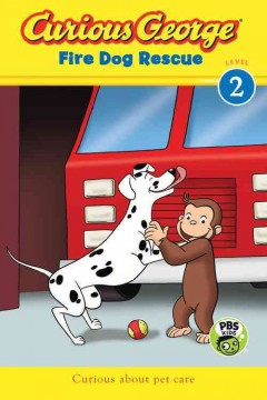 Fire dog rescue cover image