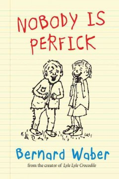 Nobody is perfick cover image