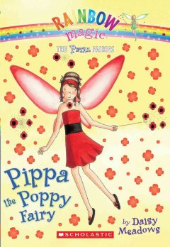 Pippa the poppy fairy cover image