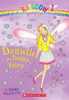Danielle the daisy fairy cover image