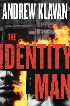 The identity man cover image