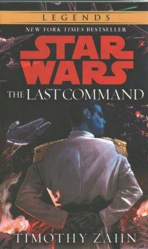 The last command cover image