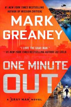One minute out cover image