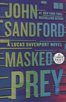 Masked Prey cover image