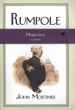Rumpole misbehaves cover image