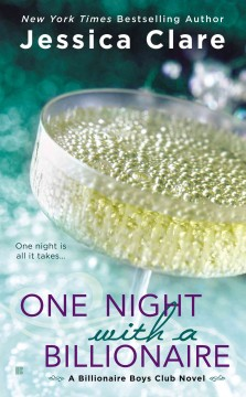 One night with a billionaire cover image