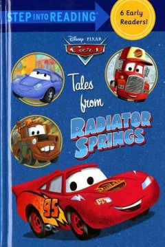 Tales from Radiator Springs cover image