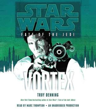 Vortex Troy Denning cover image