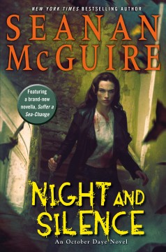 Night and silence : an October Daye novel cover image