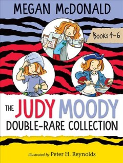 The Judy Moody double-rare collection cover image