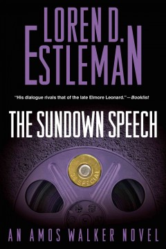 The sundown speech : an Amos Walker novel cover image