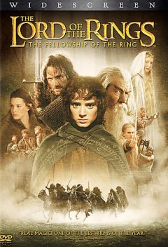The Lord of the rings. The fellowship of the ring cover image