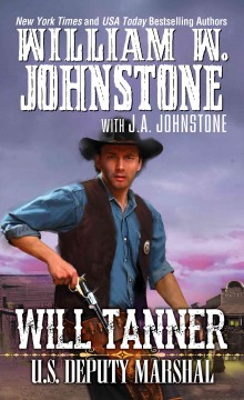 Will Tanner, U.S. deputy marshal cover image