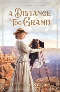 A distance too grand cover image