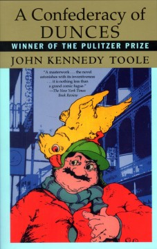 A confederacy of dunces cover image