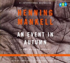 An event in autumn cover image