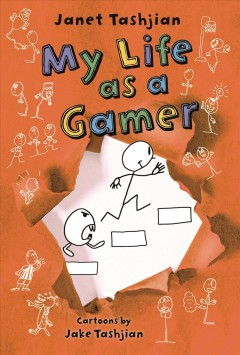 My life as a gamer cover image