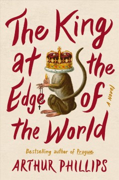 The king at the edge of the world cover image