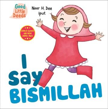 I say Bismillah cover image