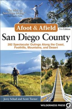 Afoot & afield. San Diego County cover image