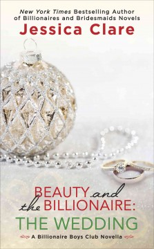 Beauty and the billionaire. Wedding cover image